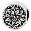 Reflection Beads Sterling Silver Flower Bead