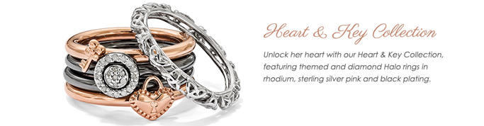 Heart & Key Collection