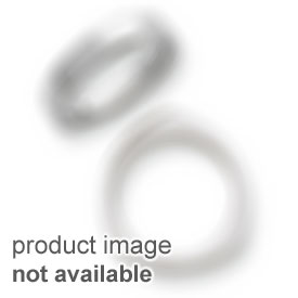 Chisel Stainless Steel Polished Sideways Cross 8 inch Bracelet