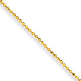 Chisel Brass/White Chains