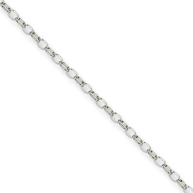 Chisel Stainless Steel 3.20mm 24 inch Pendant Chain