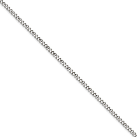 Chisel Stainless Steel 3.0mm 18 inch Curb Chain