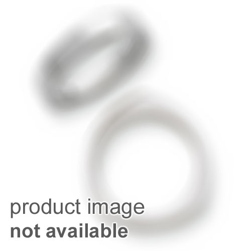 Chisel Titanium Two-tone 8mm Brushed and Polished Band