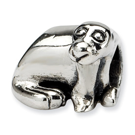 Reflection Beads Sterling Silver Kids Seal Bead