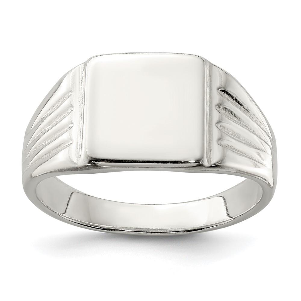 sterling silver signet ring ebay