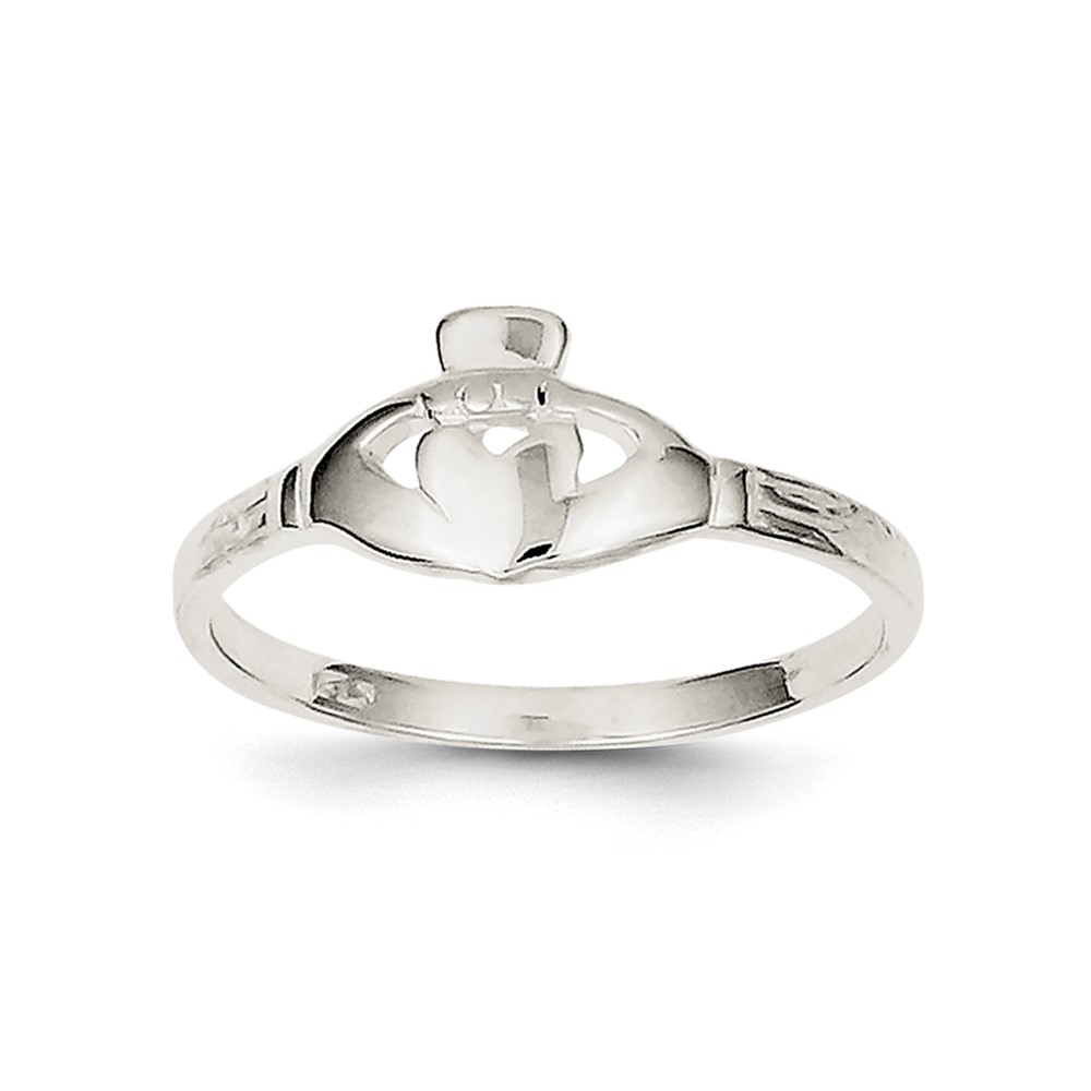 sterling silver claddagh ring ebay