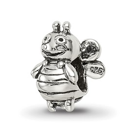 Reflection Beads Sterling Silver Kids Bumblebee Bead