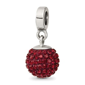 Reflection Beads Sterling Silver June Swarovski Elements Ball Dangle Bead