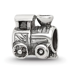 Reflection Beads Sterling Silver Kids Train Bead