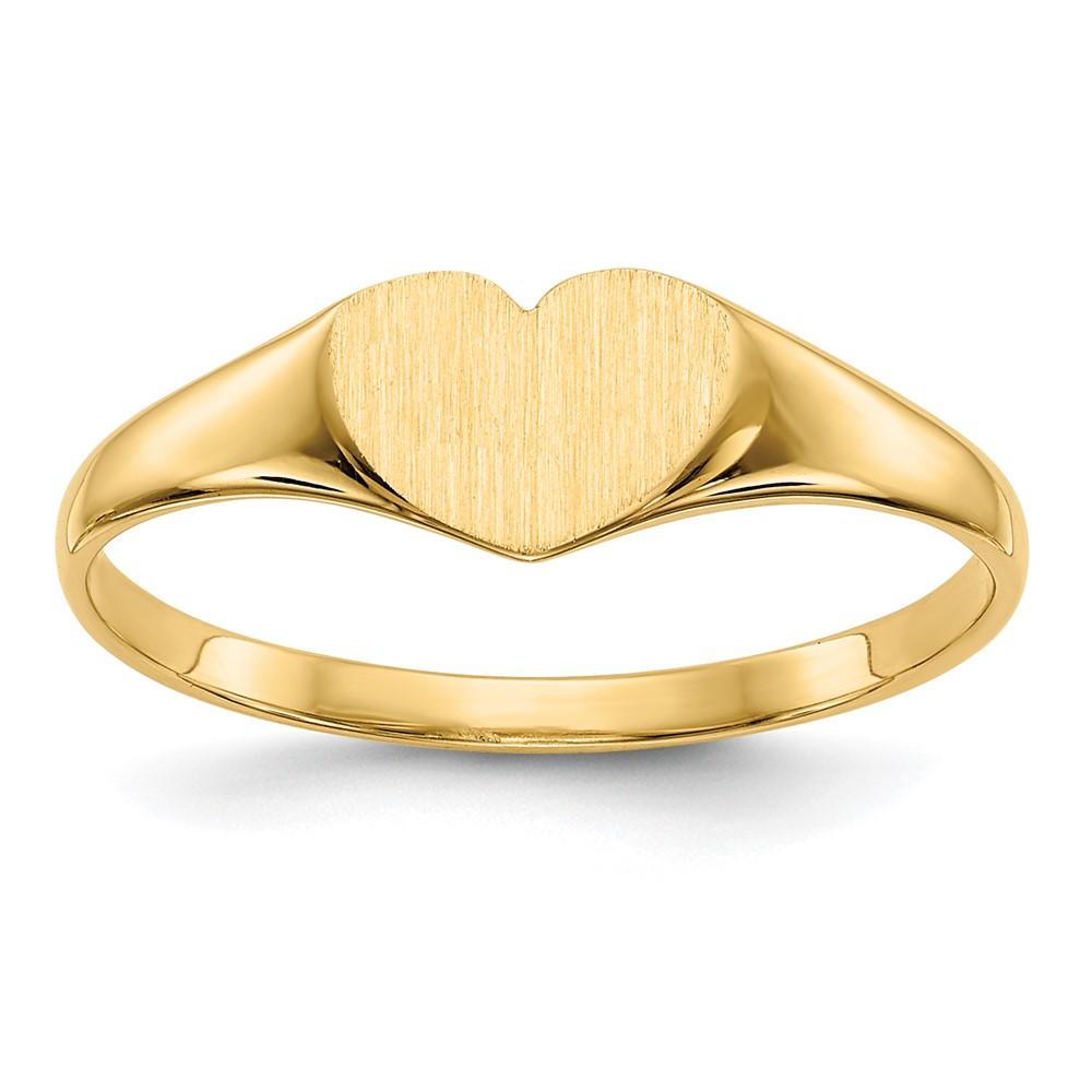 Jewelry Brothers 14k Signet Ring at Sears.com