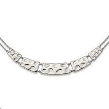 Stainless Steel Polished Necklace