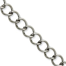 Chisel Stainless Steel 8mm Curb Chain