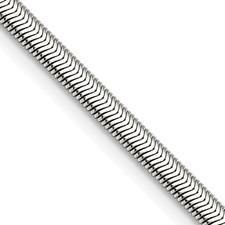 Chisel Stainless Steel 4.20mm 20 inch Flat Snake Chain