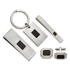 Chisel Stainless Steel Carbon Fiber 4-piece Boxed Set
