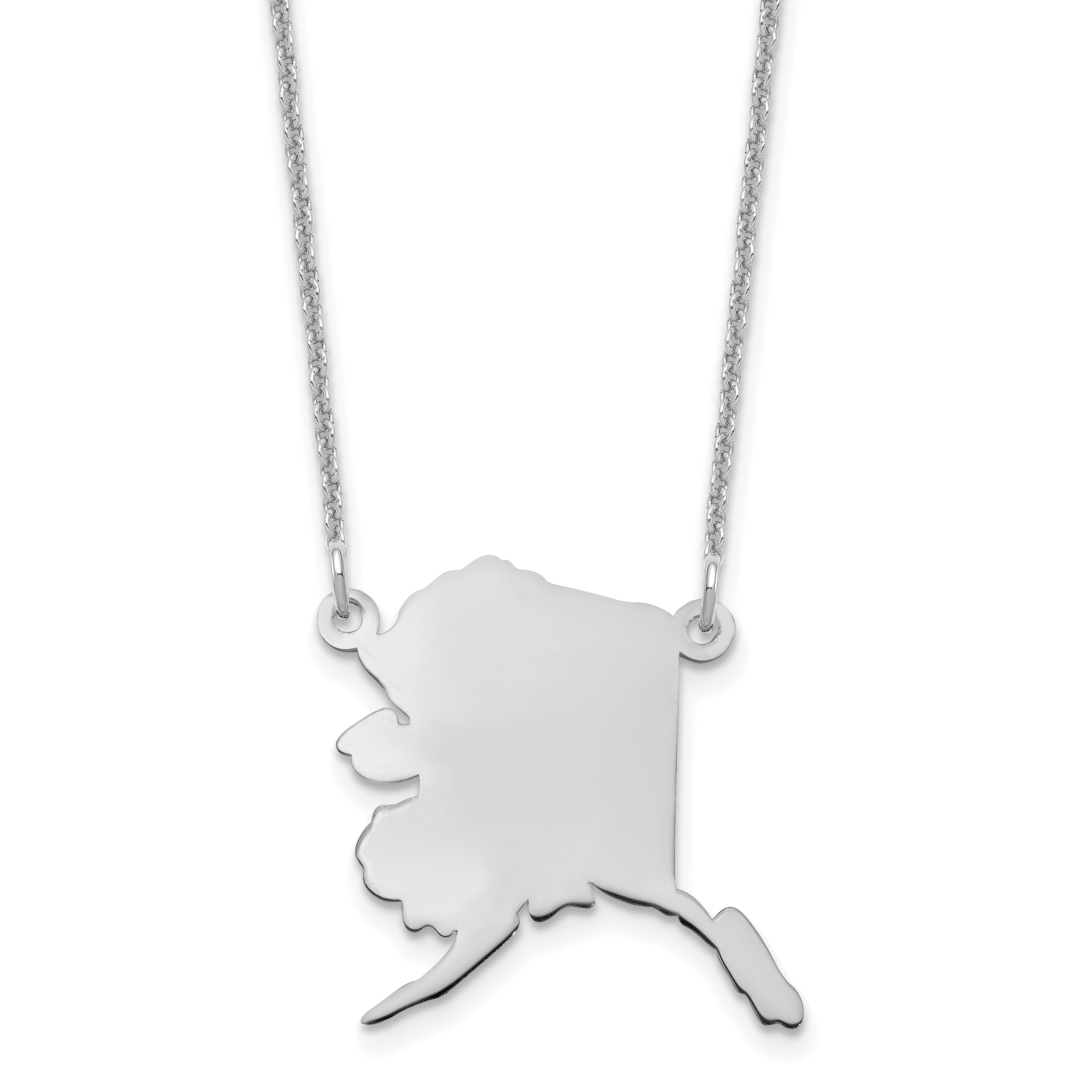 Mireval Sterling Silver Big Sister Charm on an Optional Charm Holder