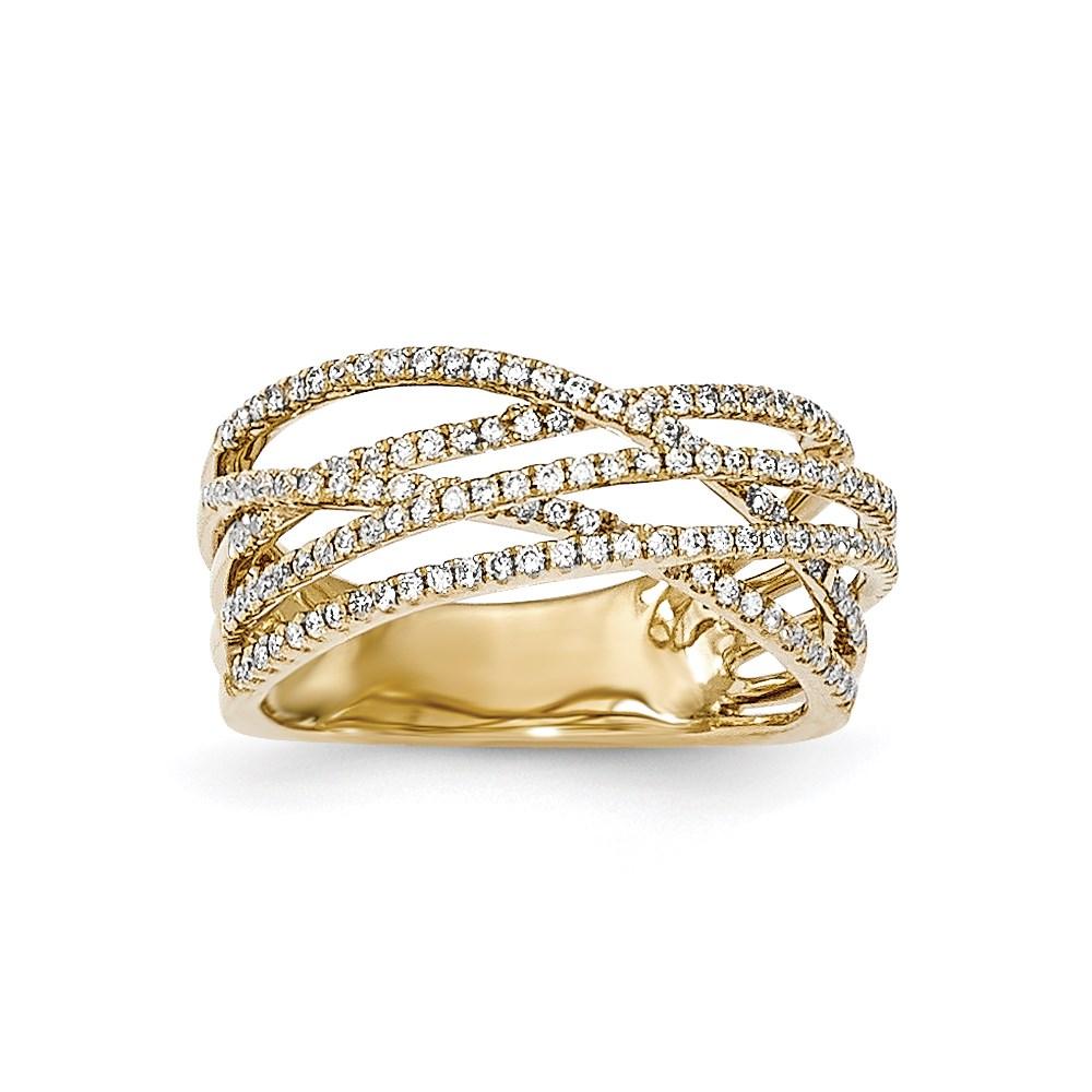 Gold diamond chains for men