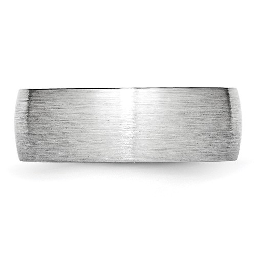 Chisel Cobalt Chromium Satin 8mm Band