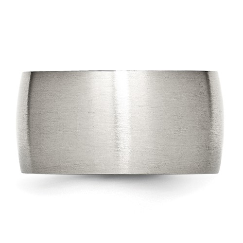 Chisel Stainless Steel 12mm Satin Band