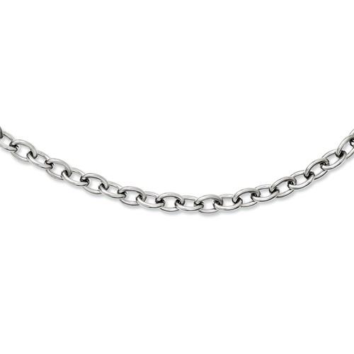 Chisel Stainless Steel Round Interchangeable Medium Anchor Chain