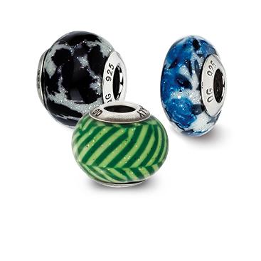 Overlay Designed Beads