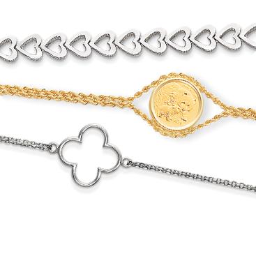 Bracelet Mountings