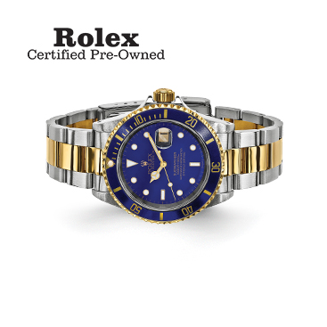 Certified Pre Owned Rolex