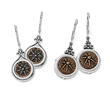Earring Coins & Holders