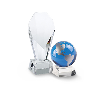 Inspirational Trophies & Awards