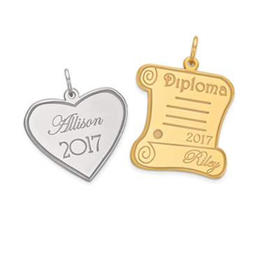 Graduation Pendants