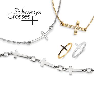 Sideways Crosses
