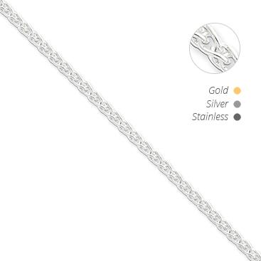 Spiga (Wheat) Chains