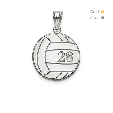 Volleyball Personalized Series