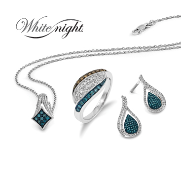 White Night Diamonds