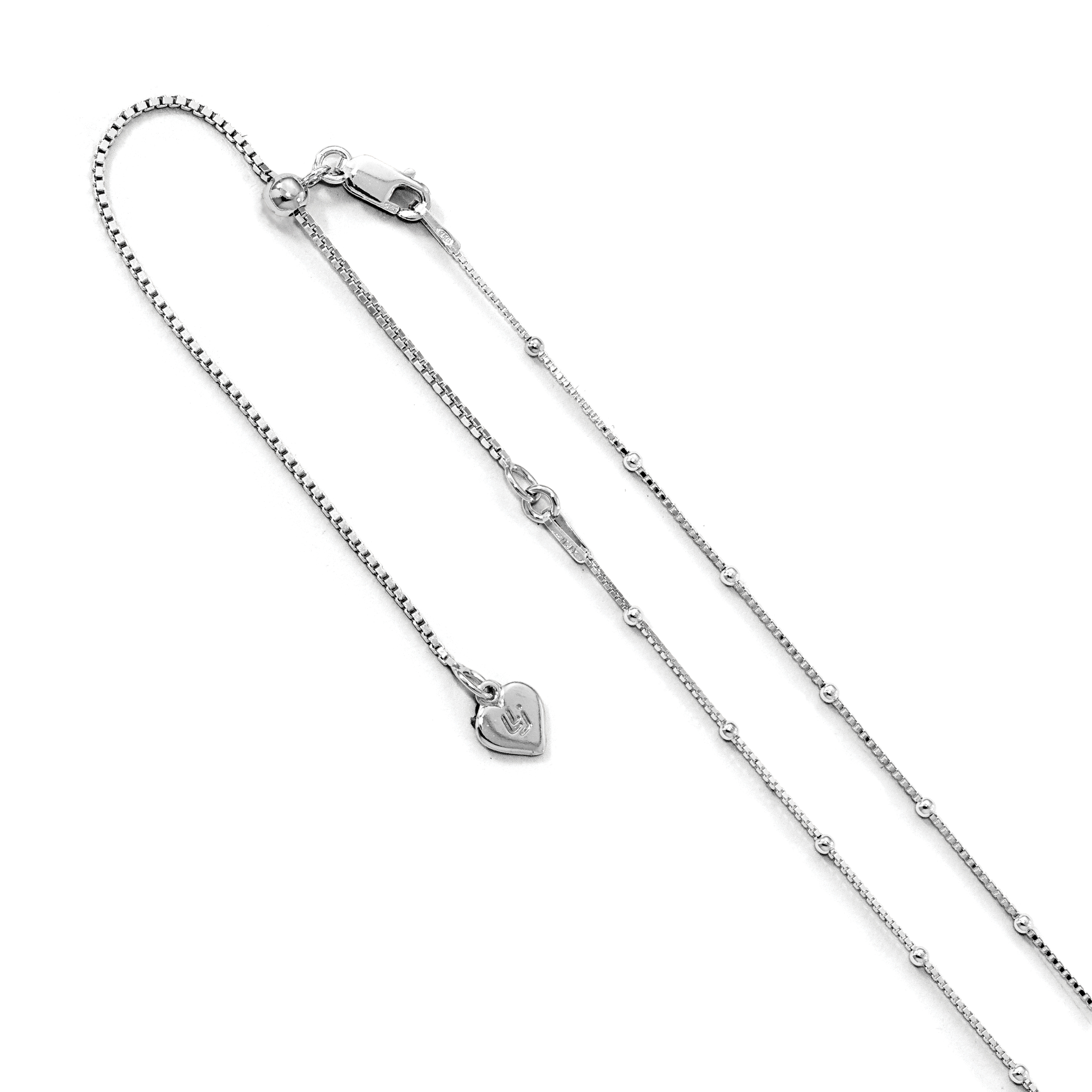 Adjustable Box w/ Beads
