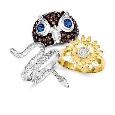 Themed Rings