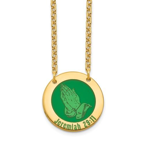 Religious Necklaces & Pendants