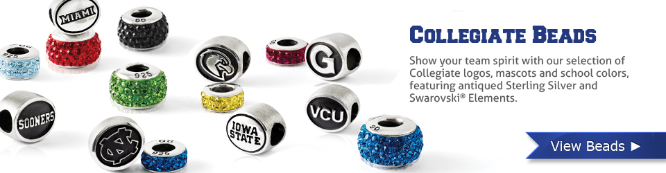 Collegiate Beads Feature