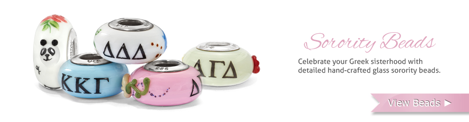 Introducing Sorority Beads