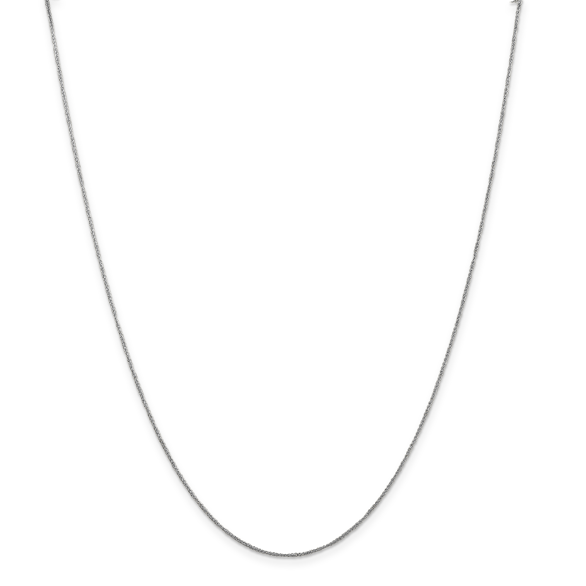 10k WG .70mm Ropa Chain. Weight: 0.62,  Length: 16
