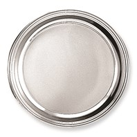 Silver Plated 12 Inch Round Tray