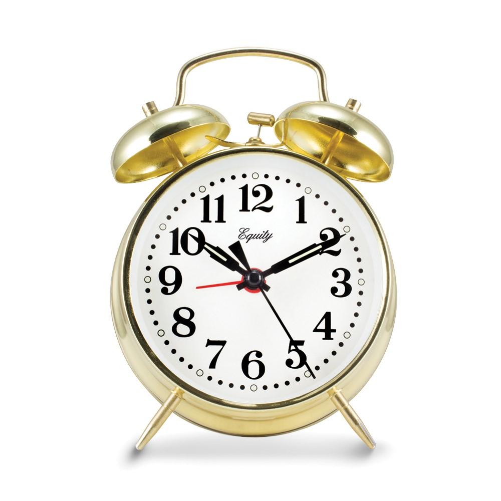Keywind Bell Alarm Clock