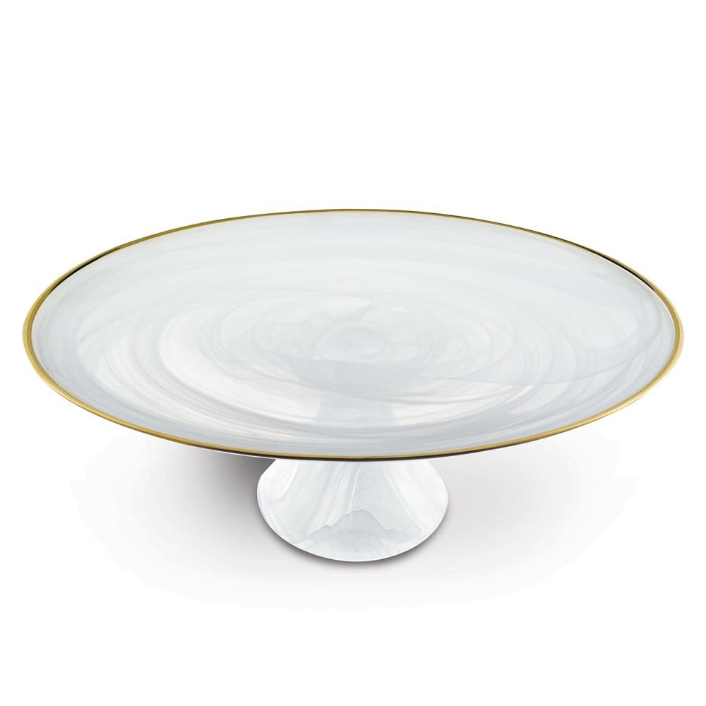 pedestal marie market stand stands plate esque cake world villatte astier pin de