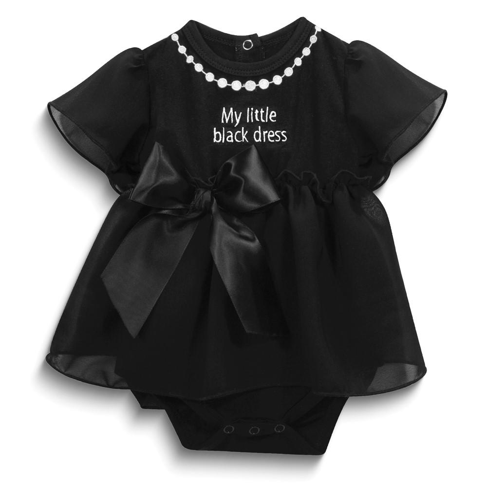 Size 3-6 months My Little Black Dress