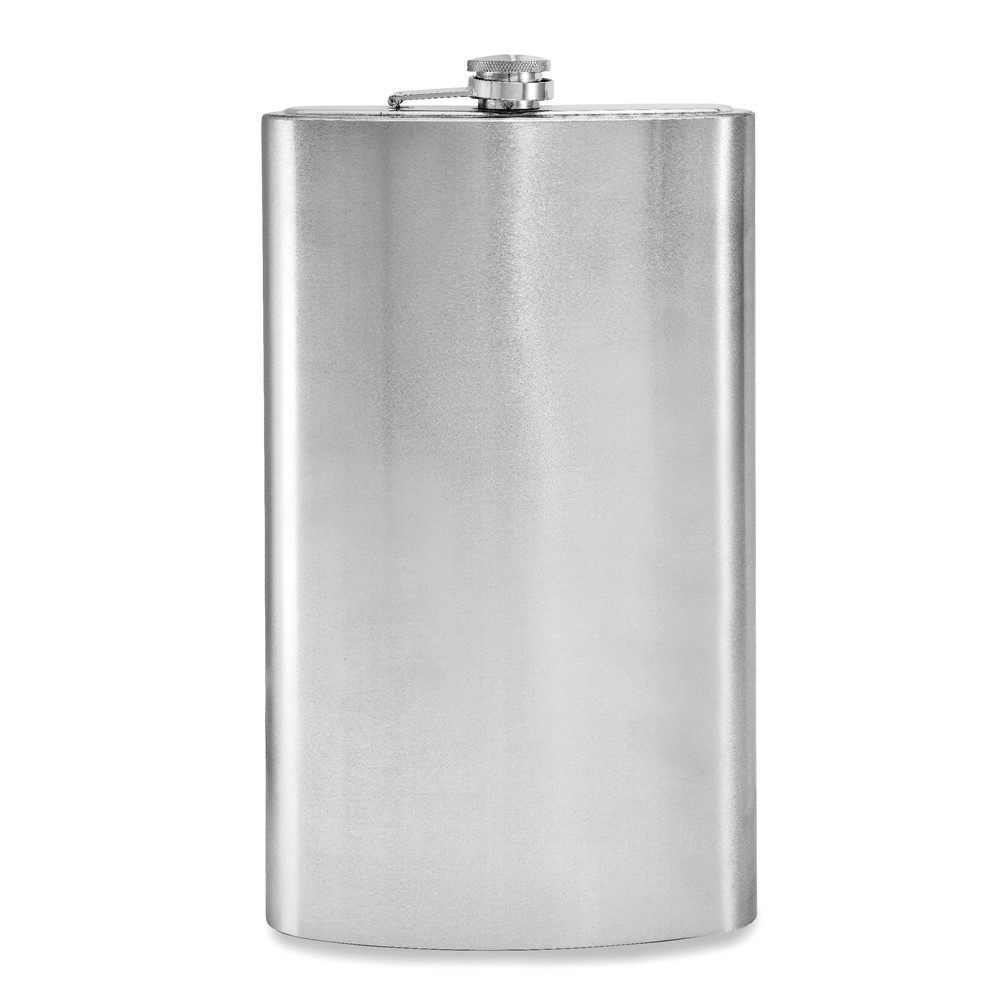 Stainless Steel 64oz Flask