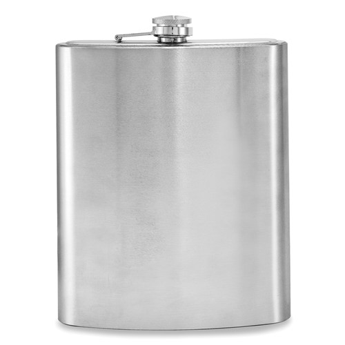 Stainless Steel 48oz Flask
