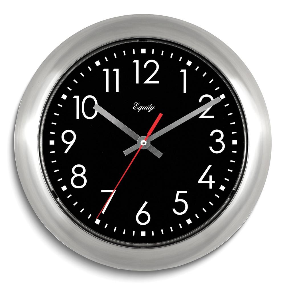 11in Owen Metal Wall Clock