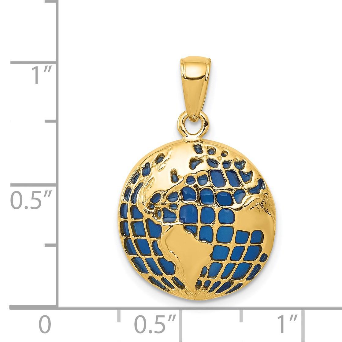 14k-Yellow-Gold-Blue-Translucent-Acrylic-Globe-Pendant-0-9INx0-6IN