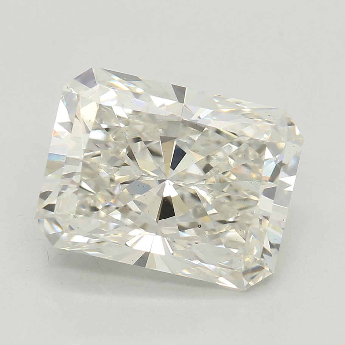 Radiant Cut 2.13 Carat I Color Vs2 Clarity Sku Lg9055658