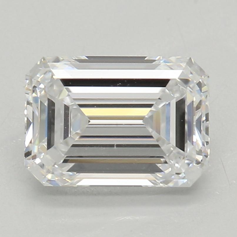 Emerald Cut 1.06 Carat E Color Vs2 Clarity Sku Lg63832418
