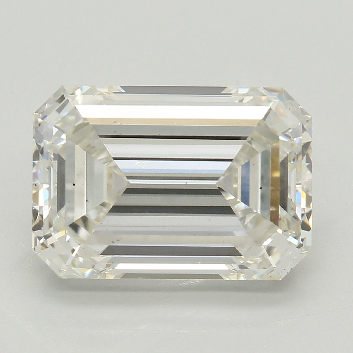 Emerald Cut 3.30 Carat J Color Vs2 Clarity Sku Lg92233008